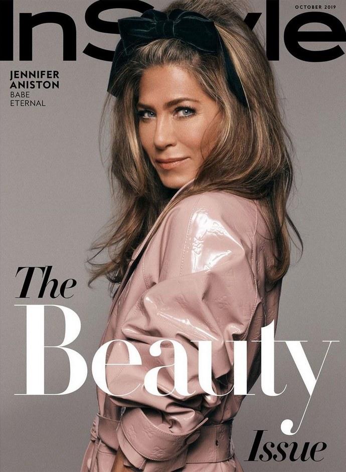 12 φορές που η Jennifer Aniston έγινε εξώφυλλο και μας έκοψε την ανάσα