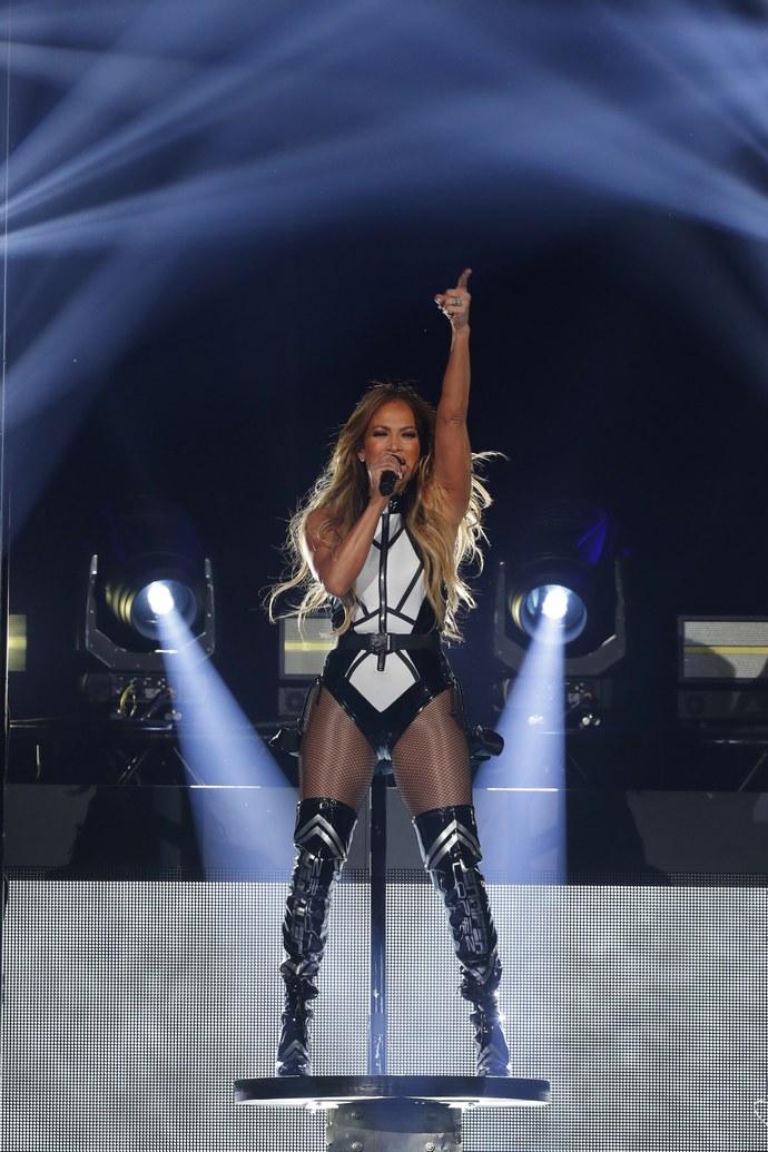 H Jennifer Lopez στο iHeartRadio Fiesta Latina
