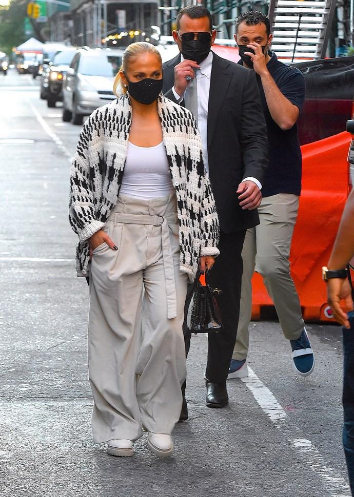 Jennifer Lopez ζακέτα
