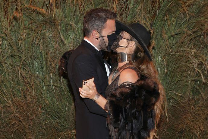Met Gala 2021 Ben Affleck Jennifer Lopez
