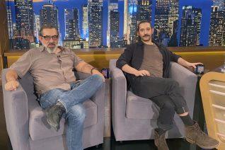 Αντώνης Καφετζόπουλος: Η τηλεοπτική εμφάνιση με τον γιο του, Γιώργο