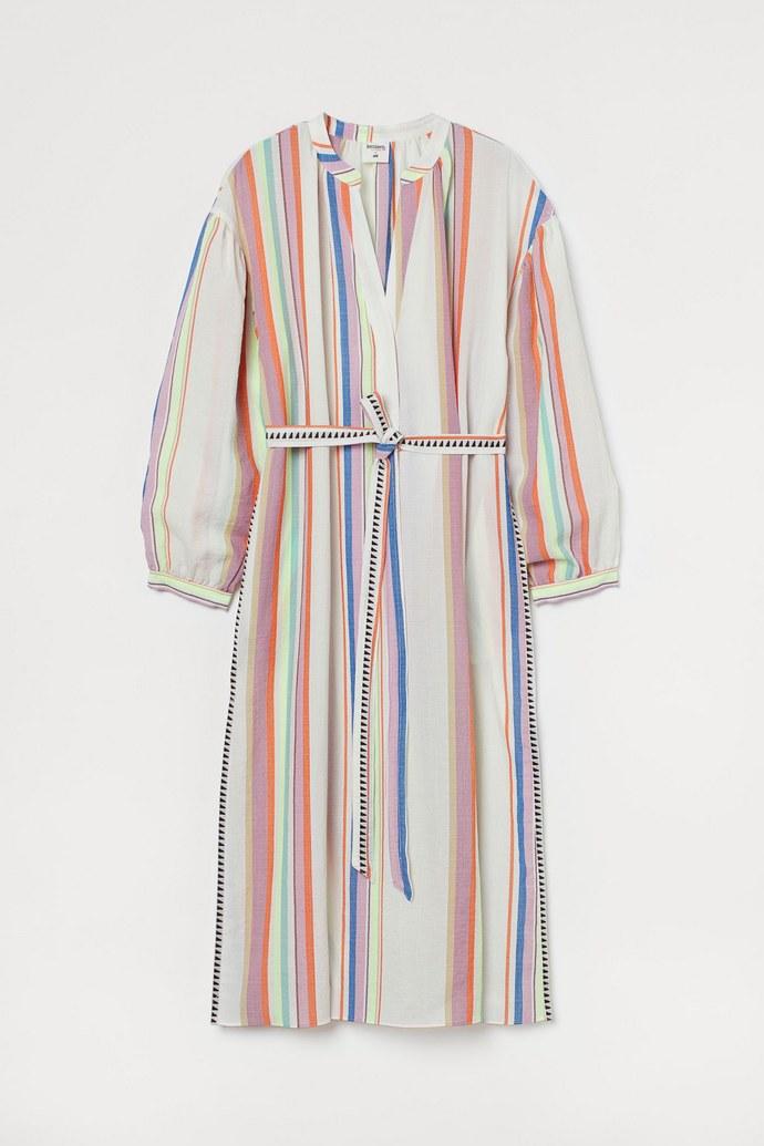 Φόρεμα καφτάνι από lyocell