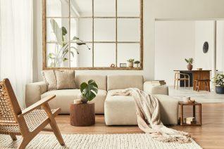 10 minimal γωνιακοί καναπέδες που ταιριάζουν σε όλα τα στιλ διακόσμησης
