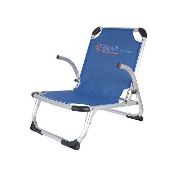 Καρέκλα παραλίας μπλε