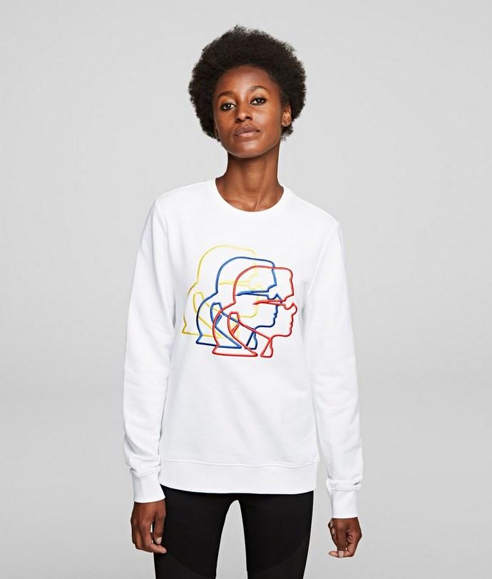 Sweatshirt - Karl Lagerfeld