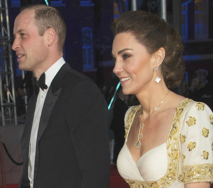 Kate, Duchess of Cambridge, Prince William