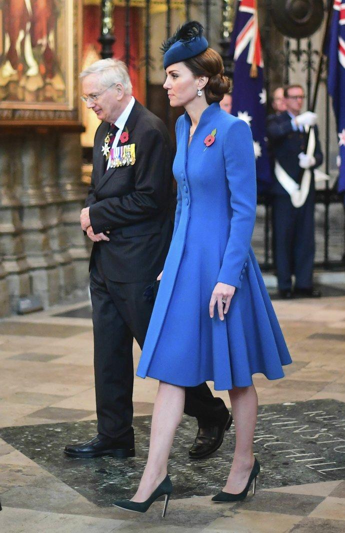 το μυστικό του στιλ της Kate Middleton