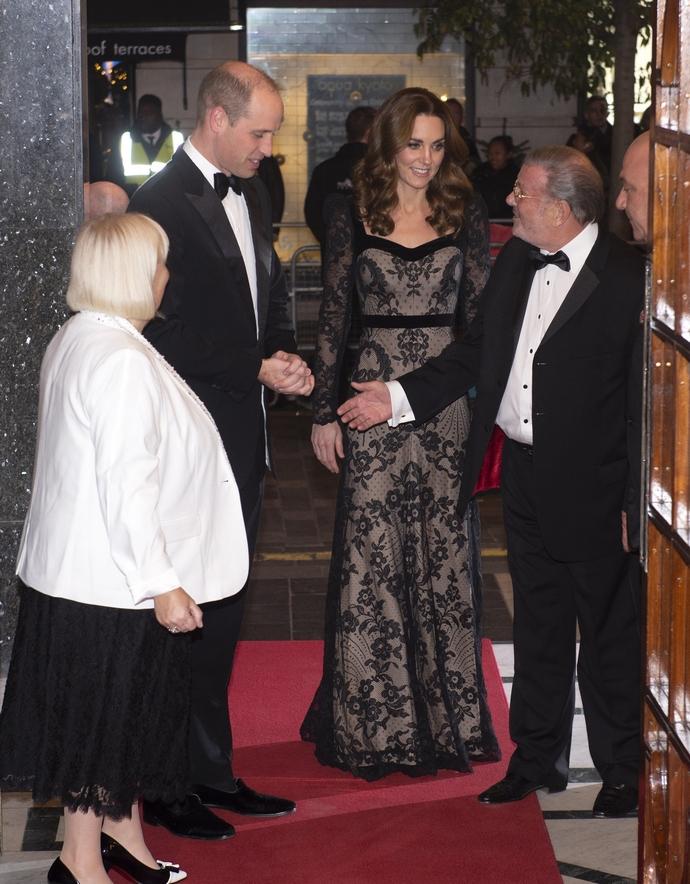 Kate Middleton, Βασιλική Οικογένεια