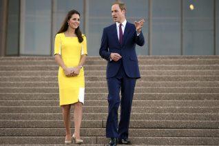 Η Kate Middleton φόρεσε για τρίτη φορά το ίδιο κίτρινο φόρεμα. Κρατάει χρόνια αυτή η κολόνια