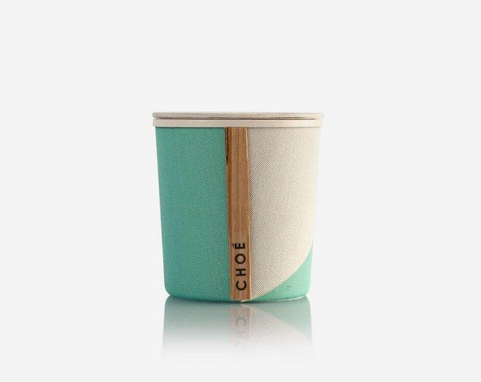 Φυσικό κερί μέλισσας γαρδένια και ξύλο, Choe