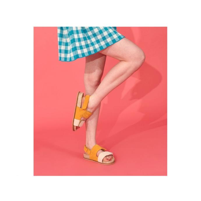 KHLOE dad' s sandals