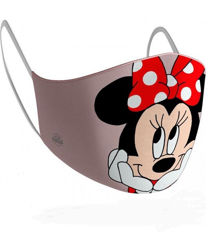 Παιδική μάσκα προστασίας με τη Minnie