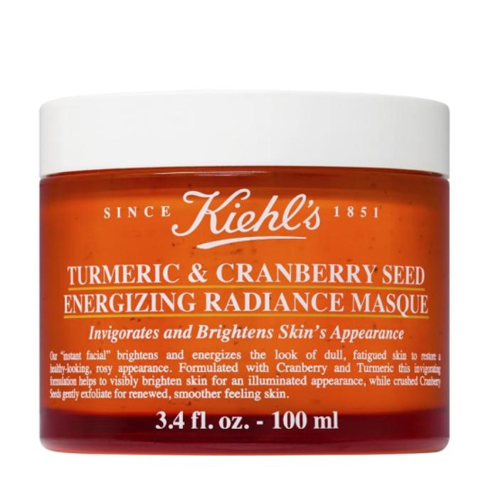 Turmeric & Cranberry Seed Energizing Radiance Masque 100ml