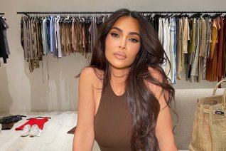 Η Kim Kardashian με το «γυμνό» φόρεμα που έκανε όλα τα άλλα να μοιάζουν ντυμένα