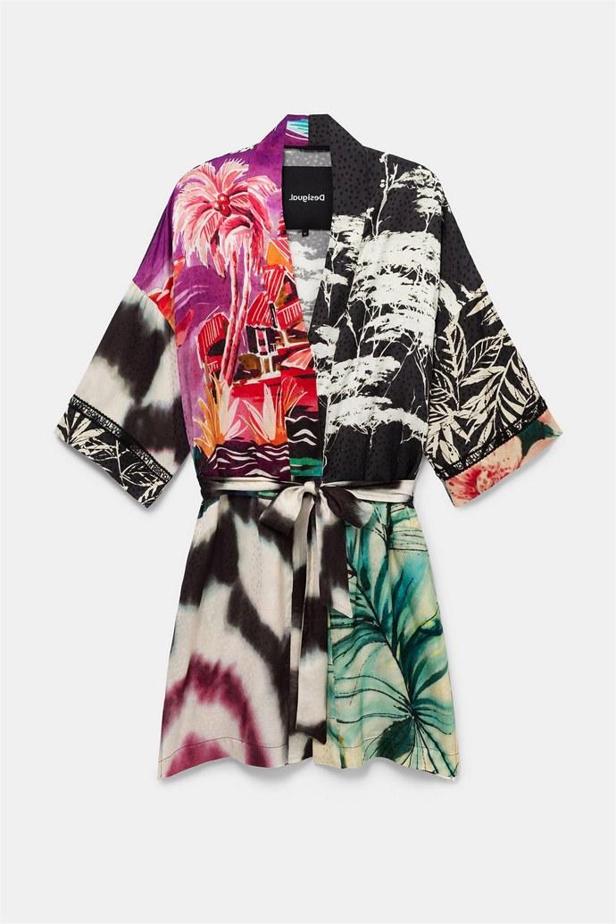 Kimono με print