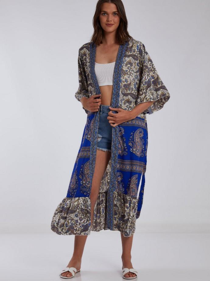 Μaxi kimono