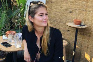 Αμαλία Κωστοπούλου: Η πρώτη της βόλτα μετά το σοβαρό ατύχημα