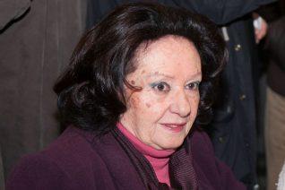 Πέθανε η πρωταγωνίστρια των ταινιών του Θόδωρου Αγγελόπουλου, Εύα Κοταμανίδου