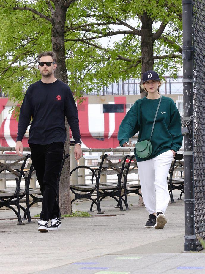 Jennifer Lawrence έγκυος