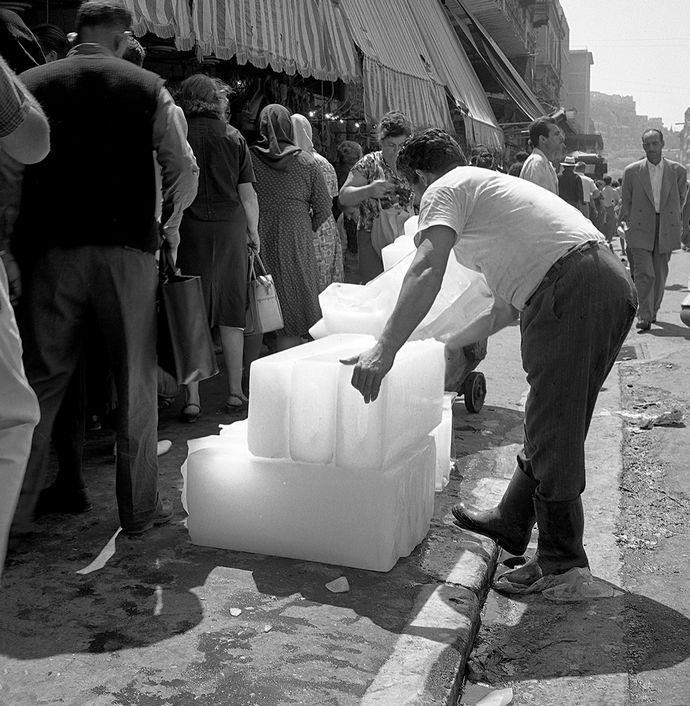 Αθήνα δεκαετία του 60