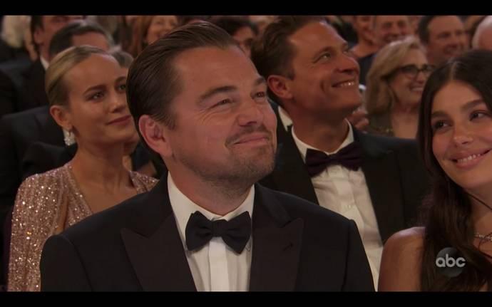Leonardo DiCaprio, Camila Morrone, Όσκαρ