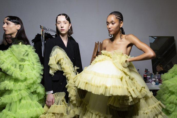 Η Εβδομάδα Μόδας στο Λονδίνο, ψηφιακά