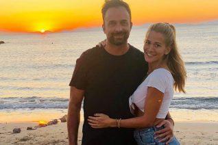 Ο Γιώργος Λιανός ετοιμάζεται να γίνει μπαμπάς για τέταρτη φορά
