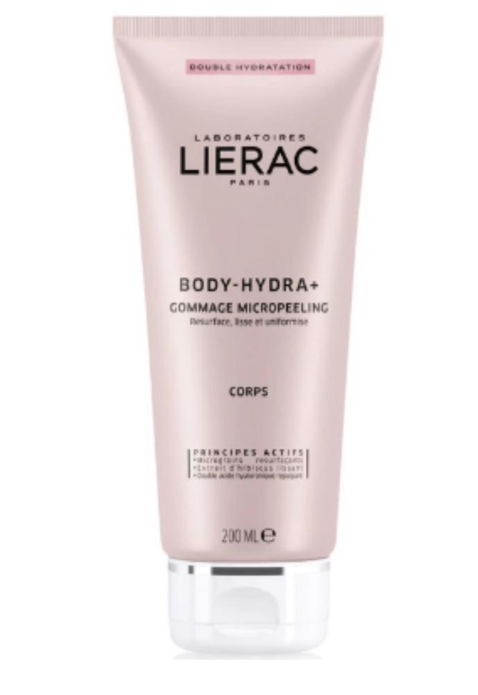 Lierac Body-Hydra+ Gommage Micropeeling 200ml