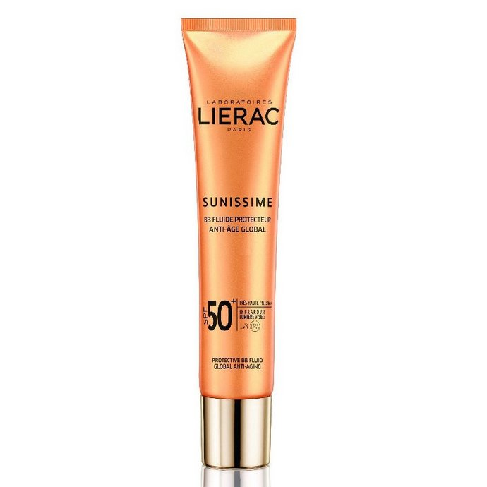 Lierac Sunissime Protective Fluid Global Anti-Aging SPF 50+