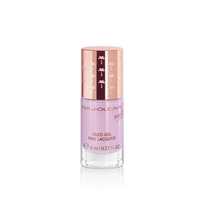 Naj-Oleari Oleo Gel Nail Lacquer στην απόχρωση Lilac