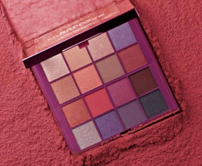 L'Oreal Berry Much Love Eyeshadow Mega Palette 17g