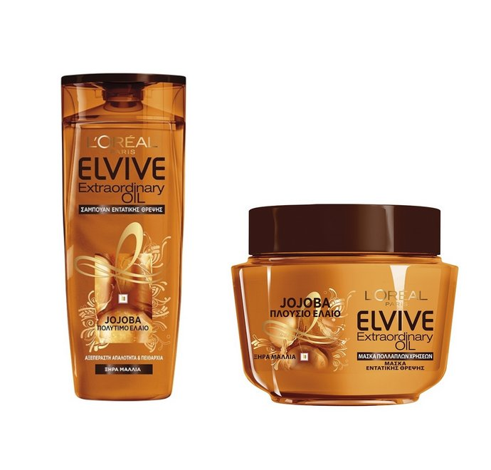 loreal paris elvive jojoba oil