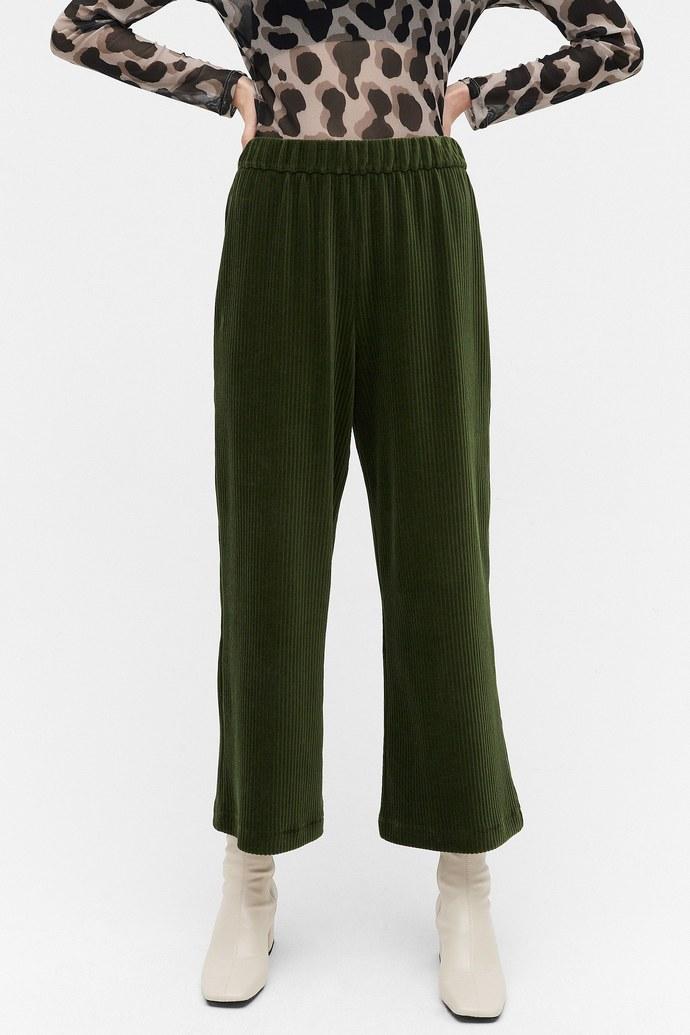 Κοτλέ παντελόνα με λάστιχο
