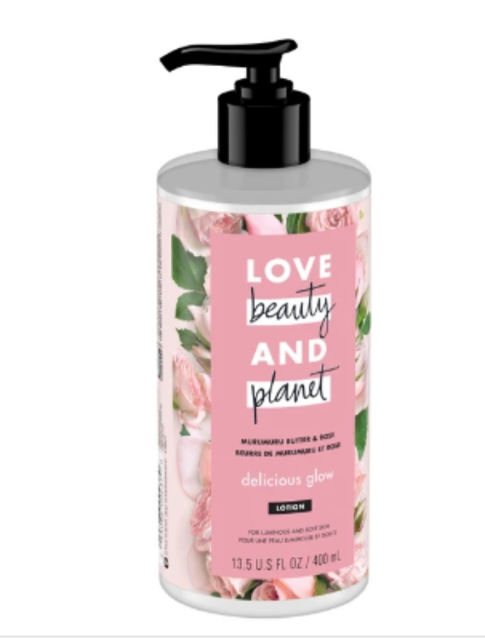 Love Beauty & Planet Muru Muru Butter & Rose Body