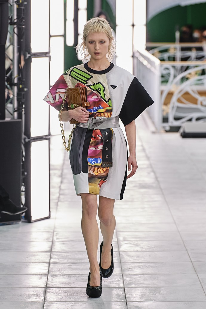 Spring 2021 συλλογή Louis Vuitton