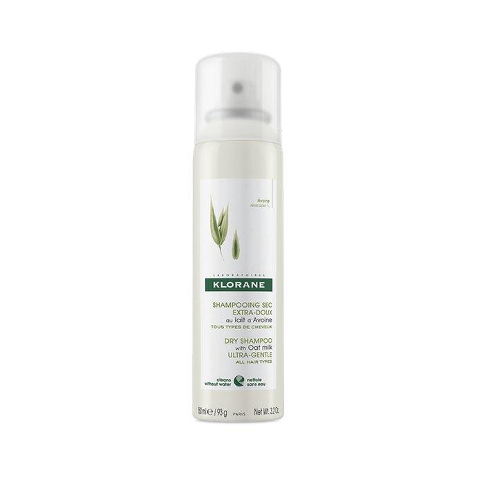 Klorane Dry shampoo με γαλάκτωμα Βρώμης