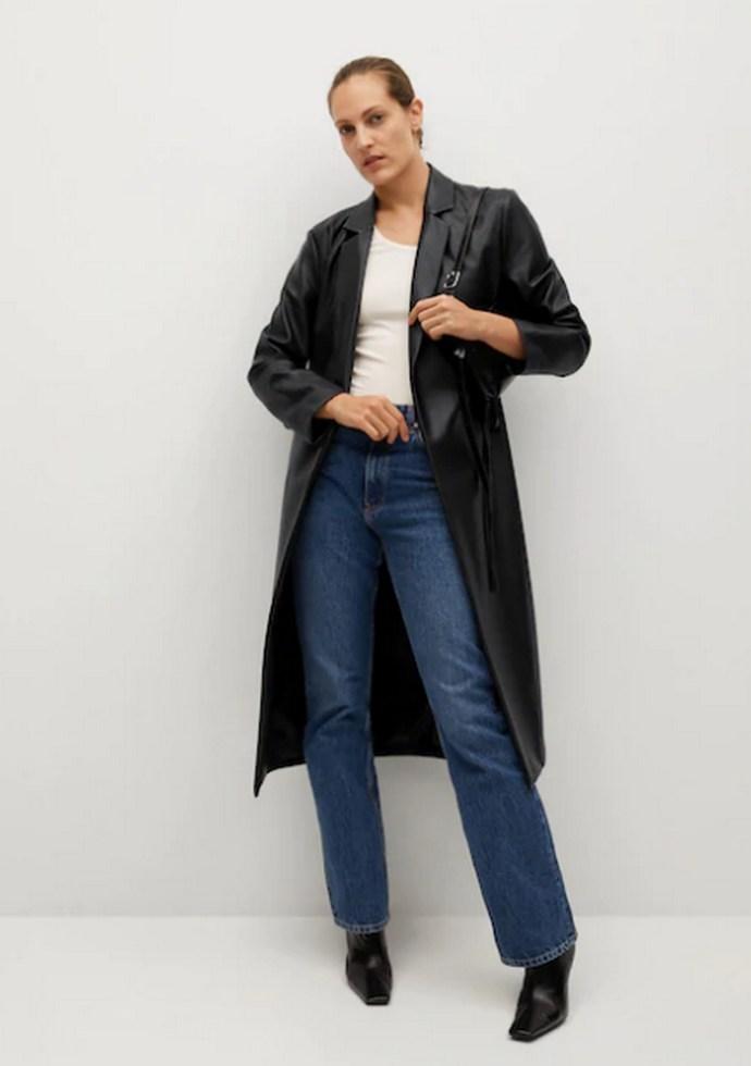 παλτό Irina Shayk