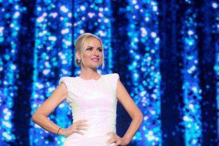 YFSF: Το λευκό φόρεμα της Μαρίας Μπεκατώρου έκρυβε μια ιδιαίτερη λεπτομέρεια