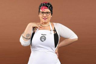 Η Μάρλεν από το MasterChef σε καλλιστεία plus size μοντέλων στη Βρετανία