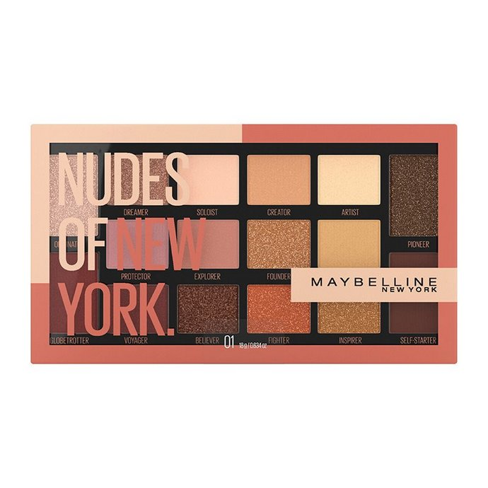 Maybelline NY Nudes of New York