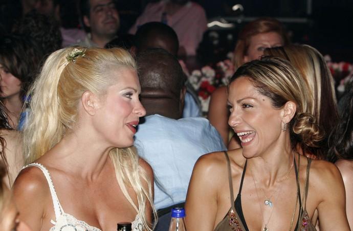 Διάσημες φιλίες, Ελένη Μενεγάκη Δέσποινα Βανδή