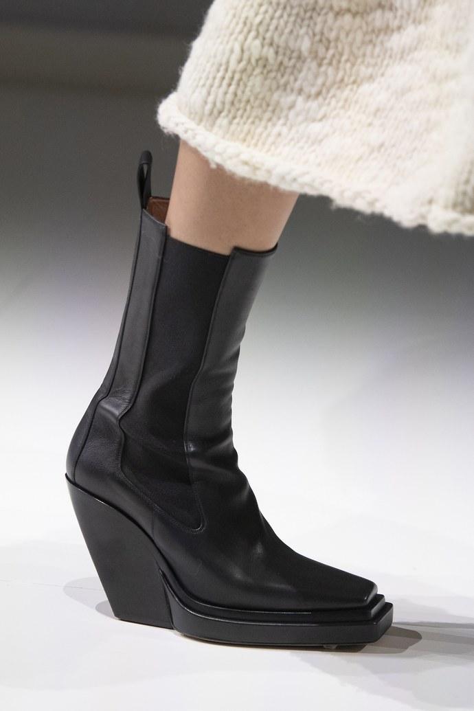 Εβδομάδα Μόδας στο Μιλάνο παπούτσια