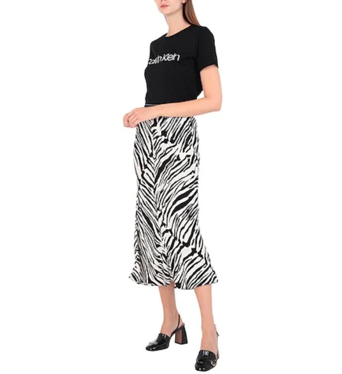 Αnimal print φούστα