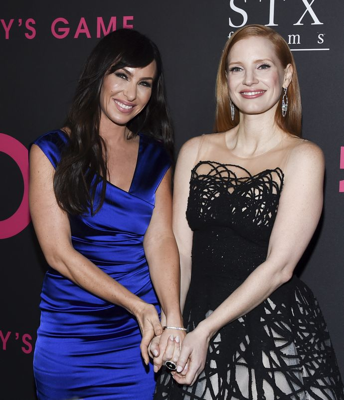 molly bloom jessica chastain