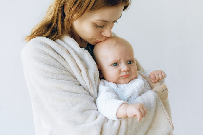 μωρά και καραντίνα