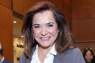 Η Ντόρα Μπακογιάννη μιλάει για τη Σία Κοσιώνη. Το hashtag #Petheragoals εγκαινιάζεται