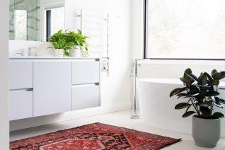 Φυτά στο μπάνιο: Η νέα διακοσμητική τάση και τα 10 πιο ανθεκτικά