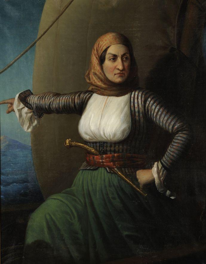 γυναίκες Επανάσταση 1821