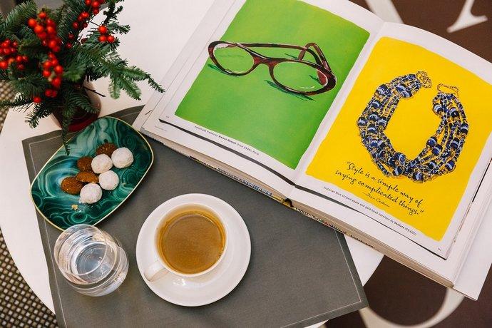 Μουσείο Κυκλαδικής Τέχνης coffee table