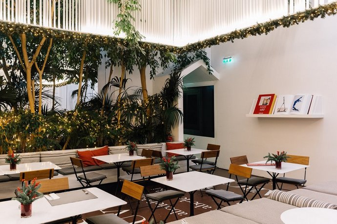 Μουσείο Κυκλαδικής Τέχνης cafe